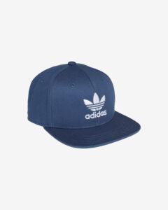 adidas Originals Trefoil Šiltovka Modrá
