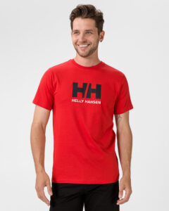 Helly Hansen Tričko Červená