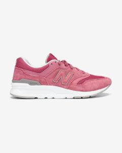 New Balance 997 Tenisky Ružová