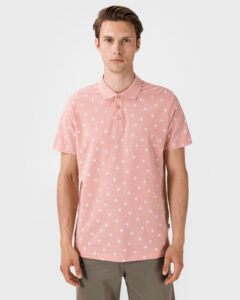 Jack & Jones Tristan Polo tričko Béžová