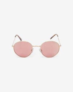 Vans Glitz Glam Slnečné okuliare Zlatá Béžová