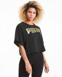 Puma Rebel Fashion Tričko Čierna