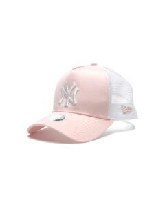 New Era New York Yankees Šiltovka Ružová Biela