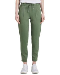 Tom Tailor Denim Nohavice Zelená