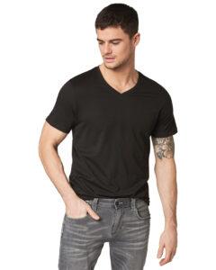 Tom Tailor Tričko Čierna