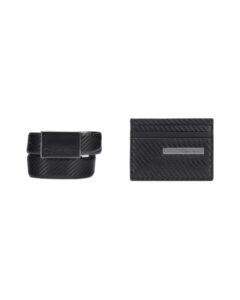 Calvin Klein Carbon Opasok Čierna