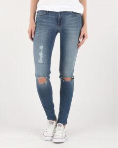 Lee Jodee Jeans Modrá
