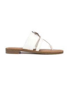 Guess Genera Sandále Biela