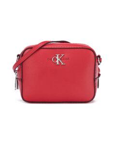 Calvin Klein Mono Cross body bag Červená