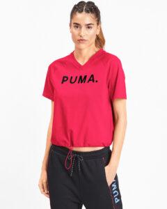 Puma Chase Tričko Červená