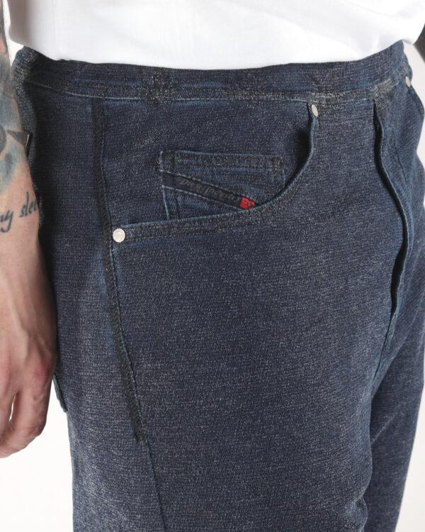 Diesel Loozy Jeans Modrá