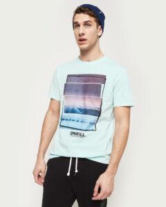 O'Neill Beach Tričko Modrá
