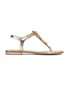 Geox Sozy Plus Sandále Zlatá
