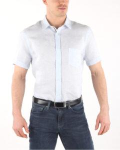 Trussardi Jeans Košeľa Modrá