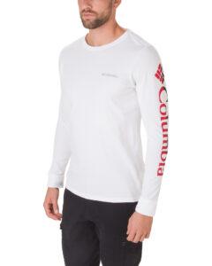Columbia Lodge™ Tričko Biela