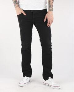 Diesel Belther Jeans Čierna