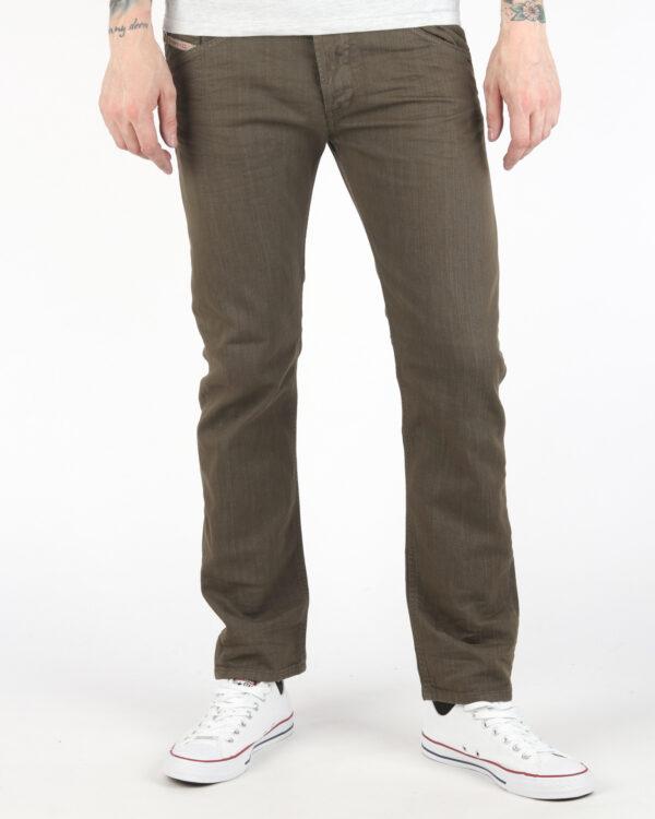 Diesel Belther Jeans Hnedá