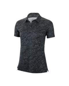 Nike Dry Uv Polo tričko Čierna