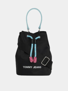 Čierna vaková taška Tommy Hilfiger