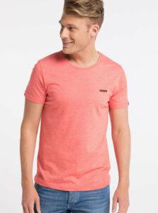 Ružové pánske tričko Ragwear Nedie