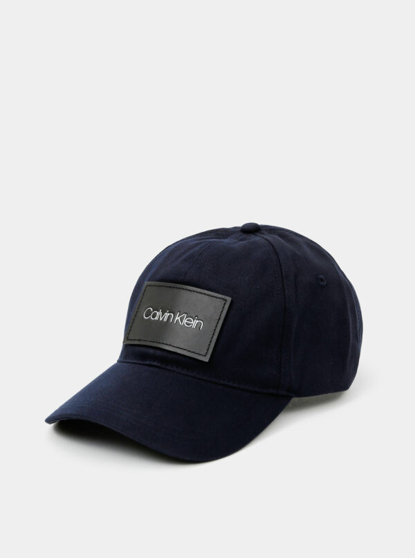 Tmavomodrá pánska šiltovka Calvin Klein Jeans