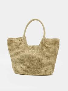 Béžová plážová taška Haily´s Ella