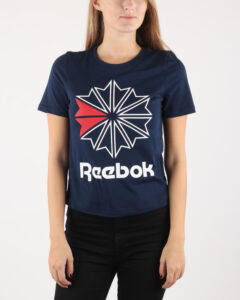 Reebok Classic Tričko Modrá