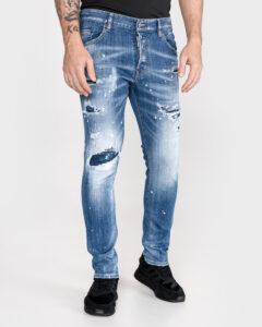 DSQUARED2 Jeans Modrá