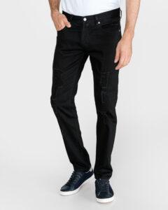 Armani Exchange Jeans Čierna