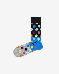 Happy Socks Big Dot Block Ponožky Viacfarebná