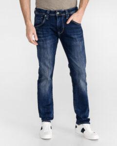 Pepe Jeans Zinc Jeans Modrá