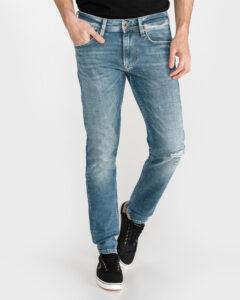 Pepe Jeans Finsbury Jeans Modrá