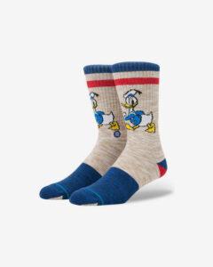 Stance Vintage Disney Donald Ponožky Béžová