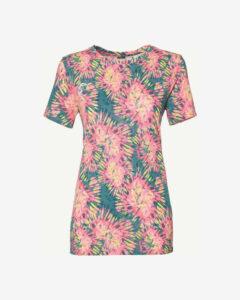 O'Neill Re-Issue Tričko Ružová Viacfarebná