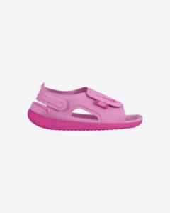Nike Sunray Adjust 5 Sandále detské Ružová