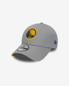 New Era Golden State Warriors Šiltovka Šedá