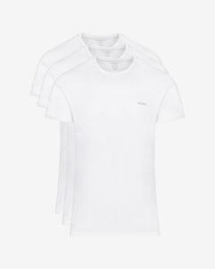 Diesel Spodné tričko 3 ks Biela