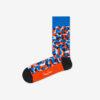 Happy Socks House In The Hills Ponožky Modrá Oranžová
