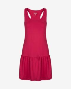 Loap Mersika Šaty Červená