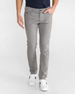 BOSS Delaware Jeans Šedá