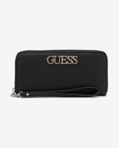 Guess Uptown Chic Large Peňaženka Čierna