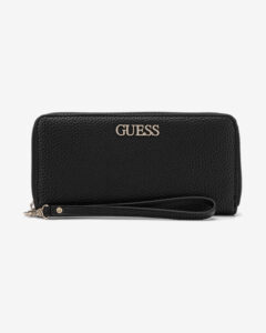 Guess Alby Large Peňaženka Čierna