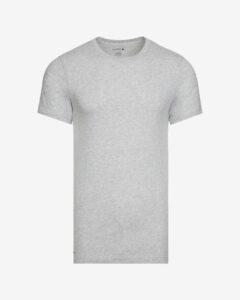 Lacoste Spodné tričko 3 ks Čierna Biela Šedá