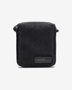Calvin Klein Industrial Mono Mini Cross body bag Čierna