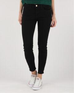 Wrangler Jeans Čierna