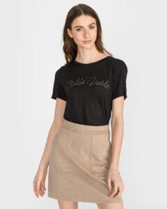 Vero Moda Molly Olly Tričko Čierna