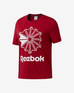 Reebok Classic Classic Tričko Červená