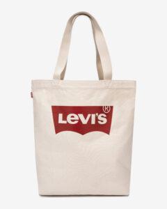 Levi's® Batwing Tote Taška Biela Béžová