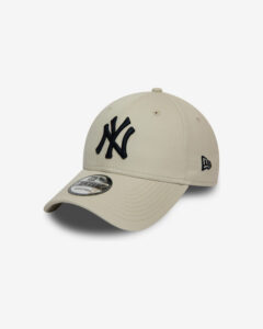 New Era New York Yankees Essential Šiltovka Šedá