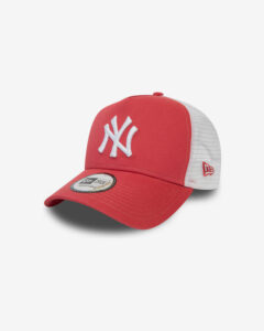 New Era New York Yankees Essential Šiltovka Červená